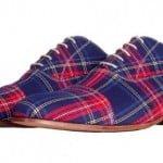 Cum să porți pantofii patchwork