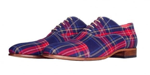 pantofi patchwork