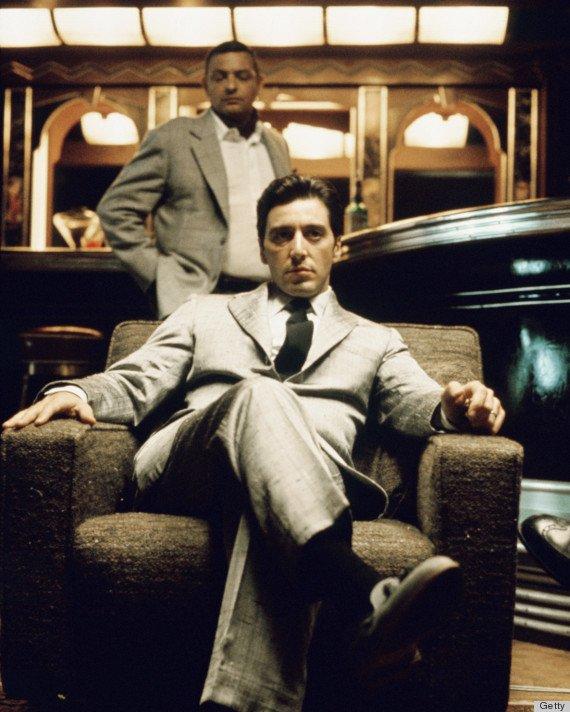 Michael Corleone-sursă de inspirație (II)