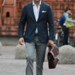 Street style Pitti Uomo 88 – Powered by Louis Purple – Day 4