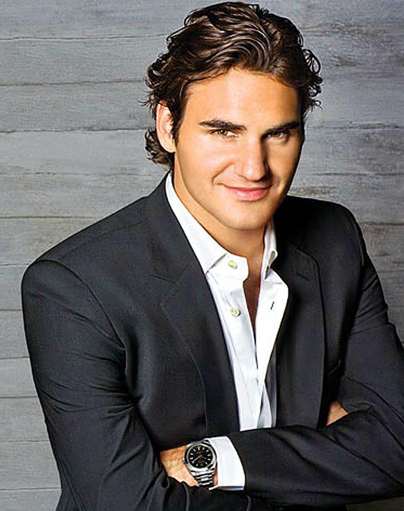 Roger Federer, precizie elvețiană în atenția la detalii
