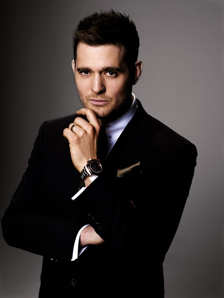 Michael Bublé și stilul formal