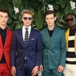 Tommy Hilfiger sărbătorește New York Fashion Week:  Spring Men's 2016