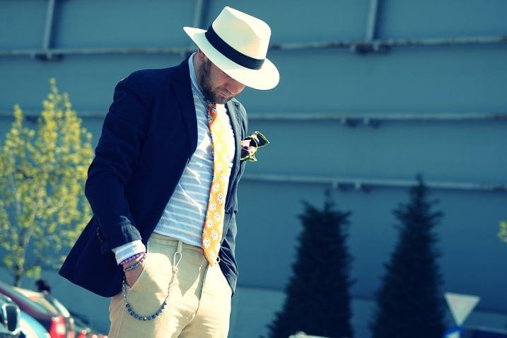 pălăria panama