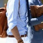Nu îl lăsa să poarte cămaşa cu mânecă scurtă