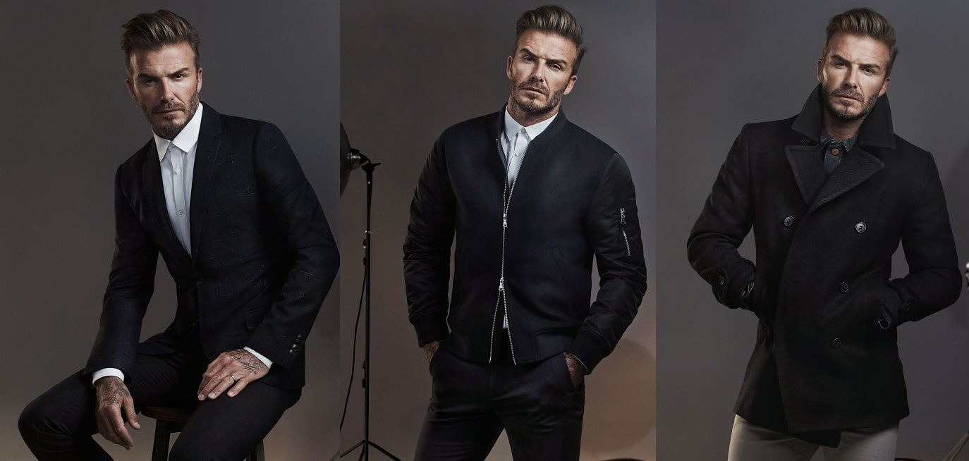 Cum să te îmbraci ca David Beckham