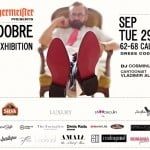 Florin Dobre – Shoes exhibition, 29 septembrie 2015