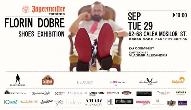 Florin Dobre - Shoes exhibition