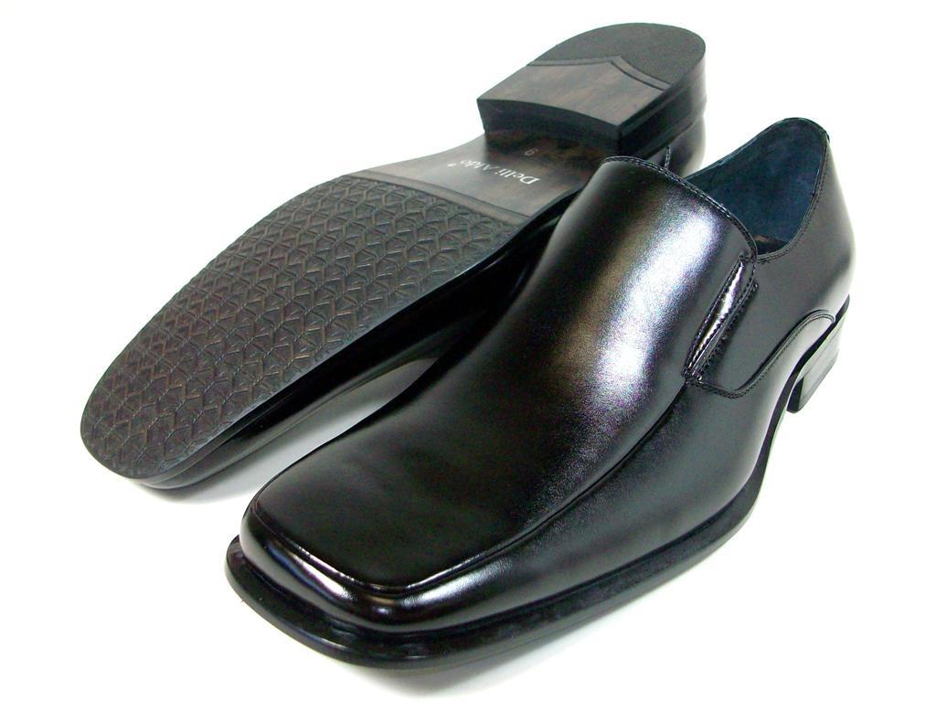 pantofii vârful pătrat