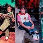 Oamenii Străzii, pentru prima dată modele într-un photo shoot de modă urbană