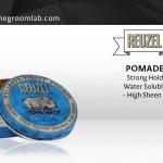 The Groom Lab a introdus în România Pomada Reuzel Albastru