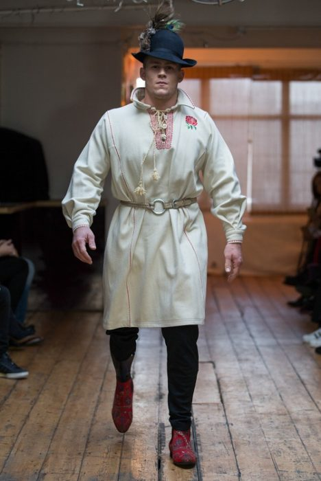 London Collections: Men Autumn Winter 2016 - Florin Dobre
