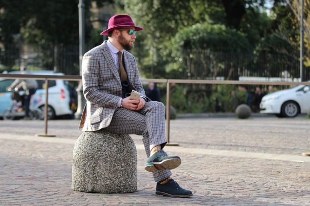 Street style - Pitti Uomo 89