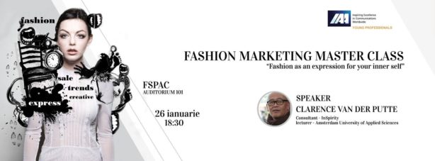 Masterclass de Fashion Marketing