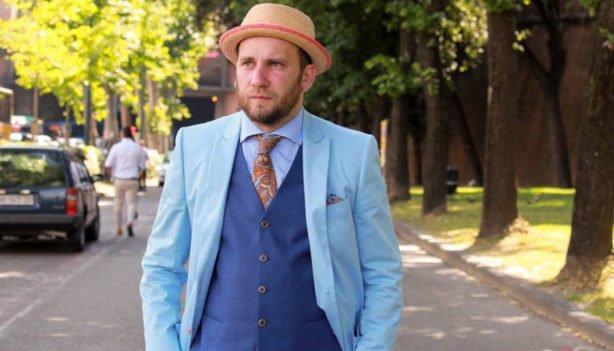 Despre omul Laci Nagy și primele tangențe cu stilul vestimentar