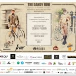 Pedalam cu stil: The Dandy run, prima editie