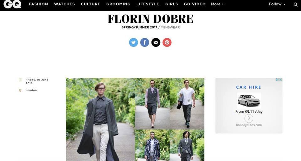 Florin Dobre Londra