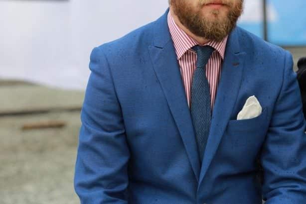 ras la barba