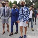 Street Style Pitti Uomo 90 – Day 1