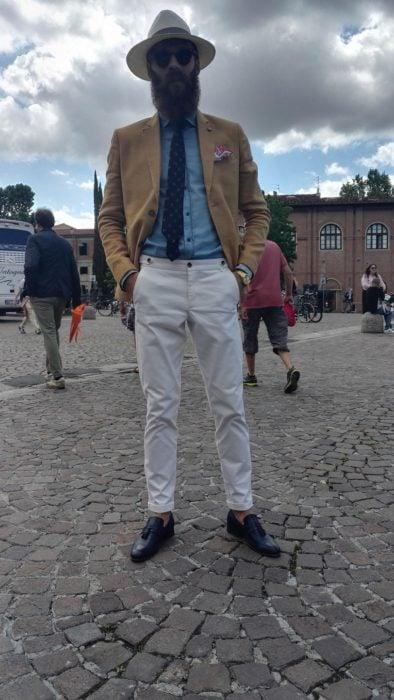 Street Style Pitti Uomo 90 – Day 2