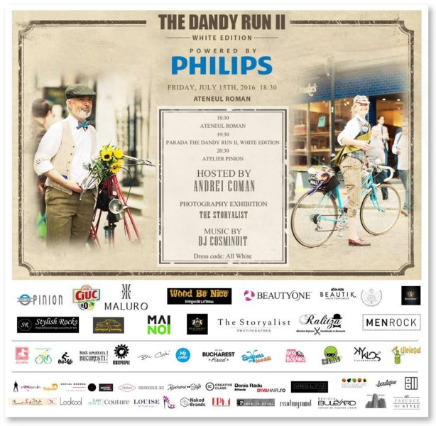 The Dandy Run II - White edition powered by Philips