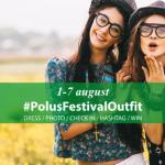 Câștigă săptămânal o ținută în valoare de 800 de lei oferită de Polus Center Cluj