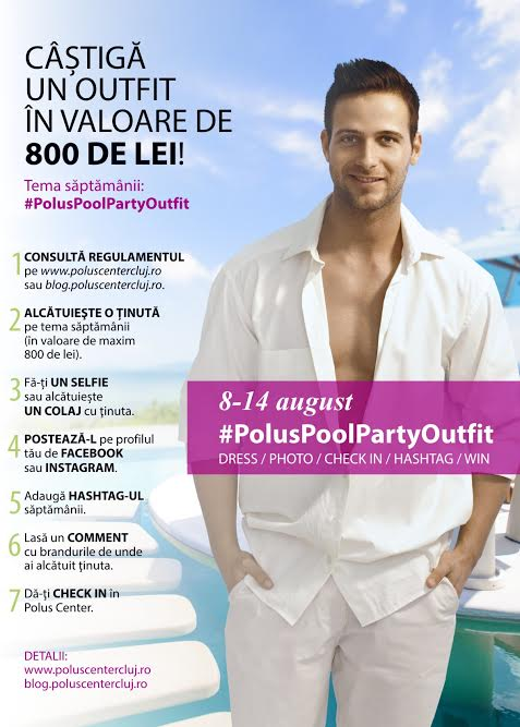 Polus Pool Party