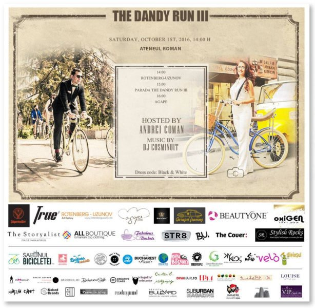 The dandy run III