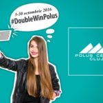 Câștiga un iPhone7 cu #DoubleWinPolus