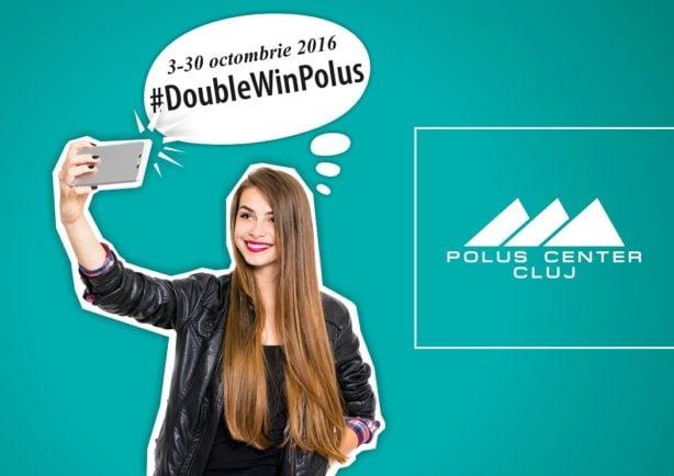 Câștiga un iPhone 7 cu #DoubleWinPolus