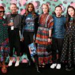 Jean-Paul Goude a regizat spectacolul care a marcat lansarea colectiei KENZO x H&M la New York
