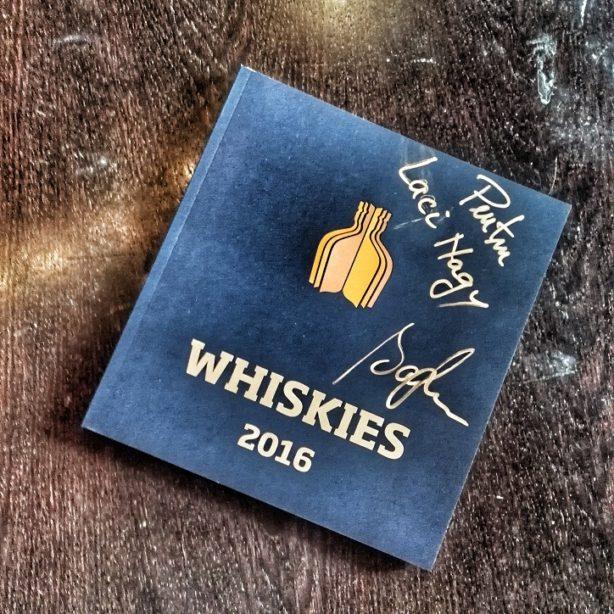 Whiskypedia lansează WHISKIES 2016