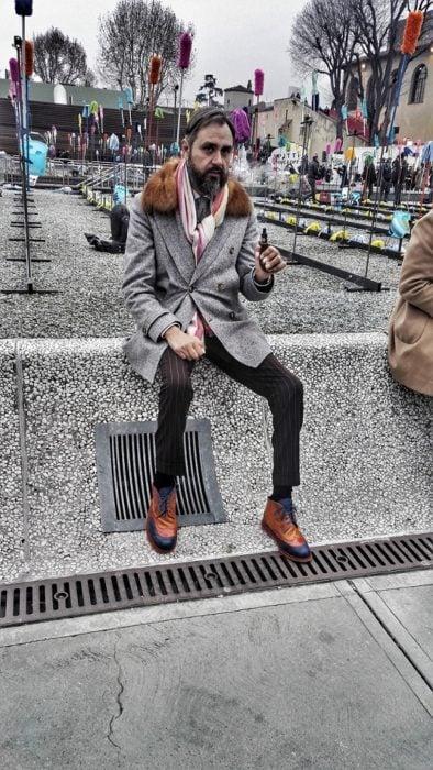 Street Style Pitti Uomo 91 – Ziua 3