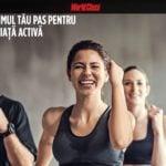 World Class România a lansat programul Easy8 – primul pas pentru o viață activă