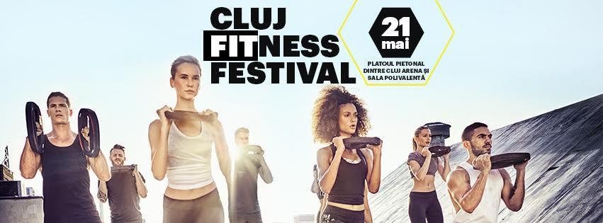 World Class pregătește fitness show în aer liber la Cluj Fitness Festival