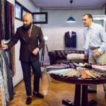 The Urban Ties și-a deschis showroom