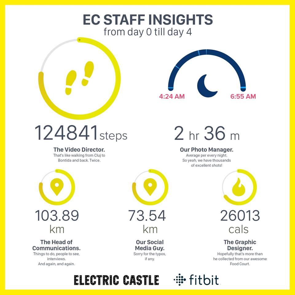 experiența Electric Castle