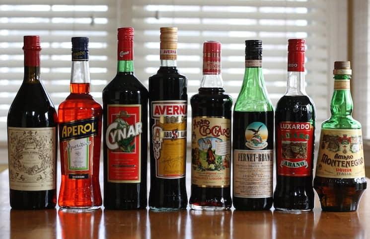 băuturile aperitive