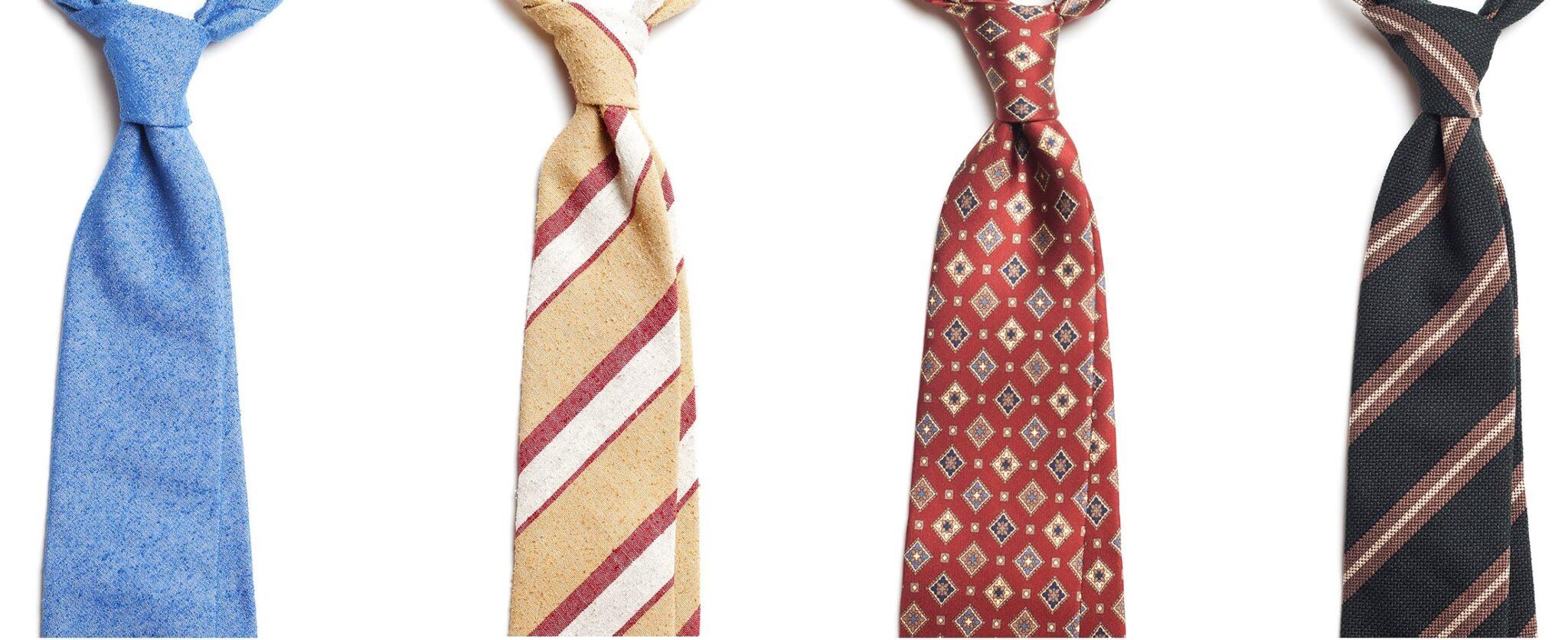 cravata metode de îngrijire