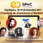 GPeC Trainings 18-20 octombrie Curs Premium de eCommerce în CLuj Napoca