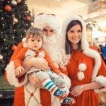 3000 de bunici fericiți cu Nepoți de Crăciun