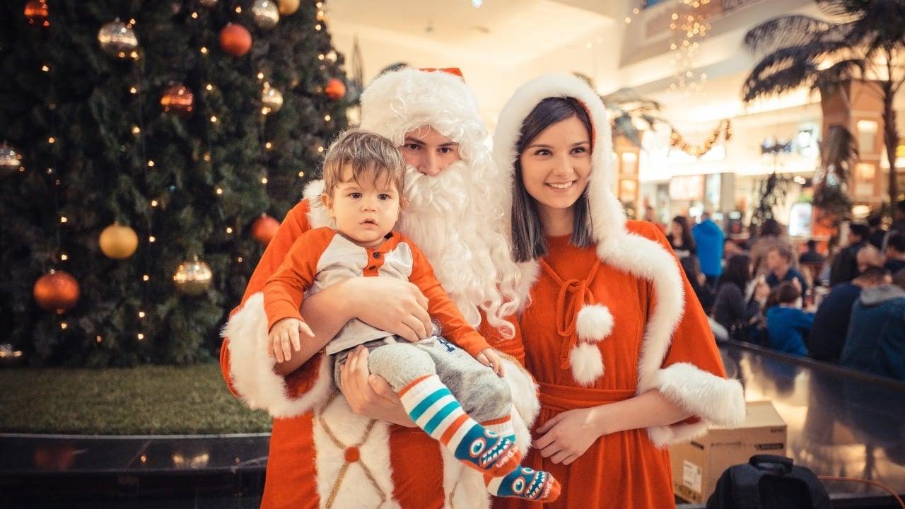 Nepoți de Crăciun