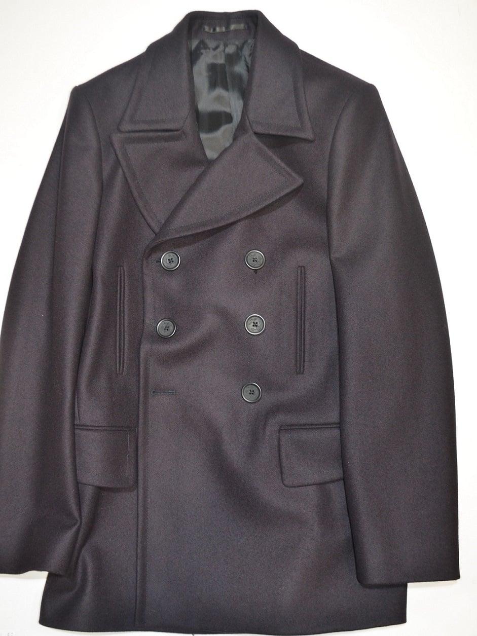 pea coat haina de iarna