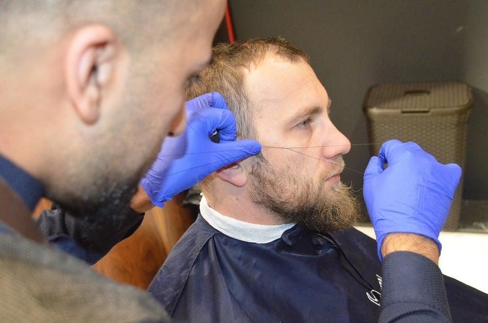 aranjat barba gett's