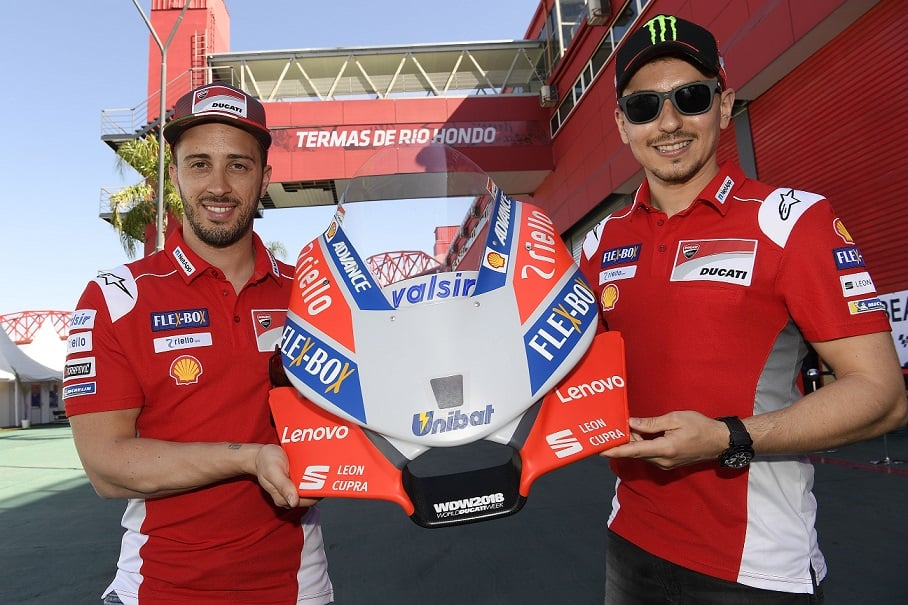 Lenovo devine partener tehnologic al echipei Ducati de MotoGP