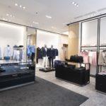 BOSS prezintă noul concept de magazin în București