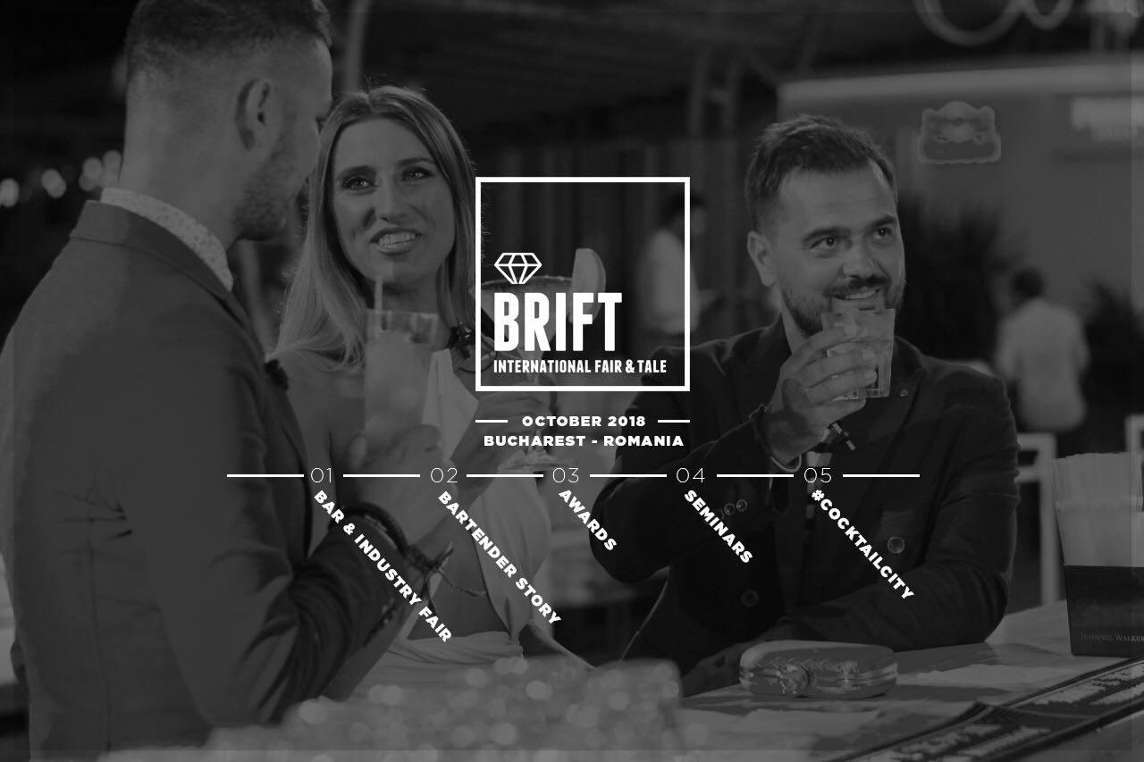 Brift - Cocktail Festival