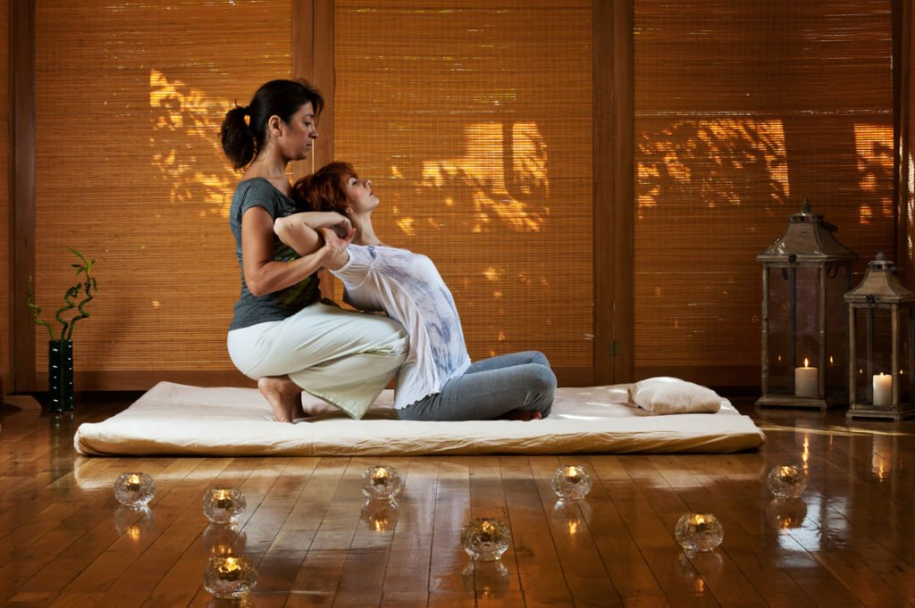 De ce să participi la o sesiune de masaj thailandez