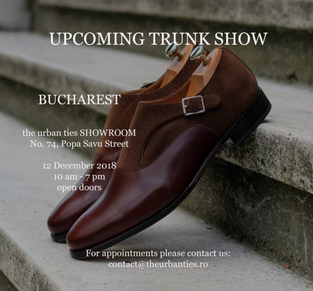 Vlad Alexandru trunk show