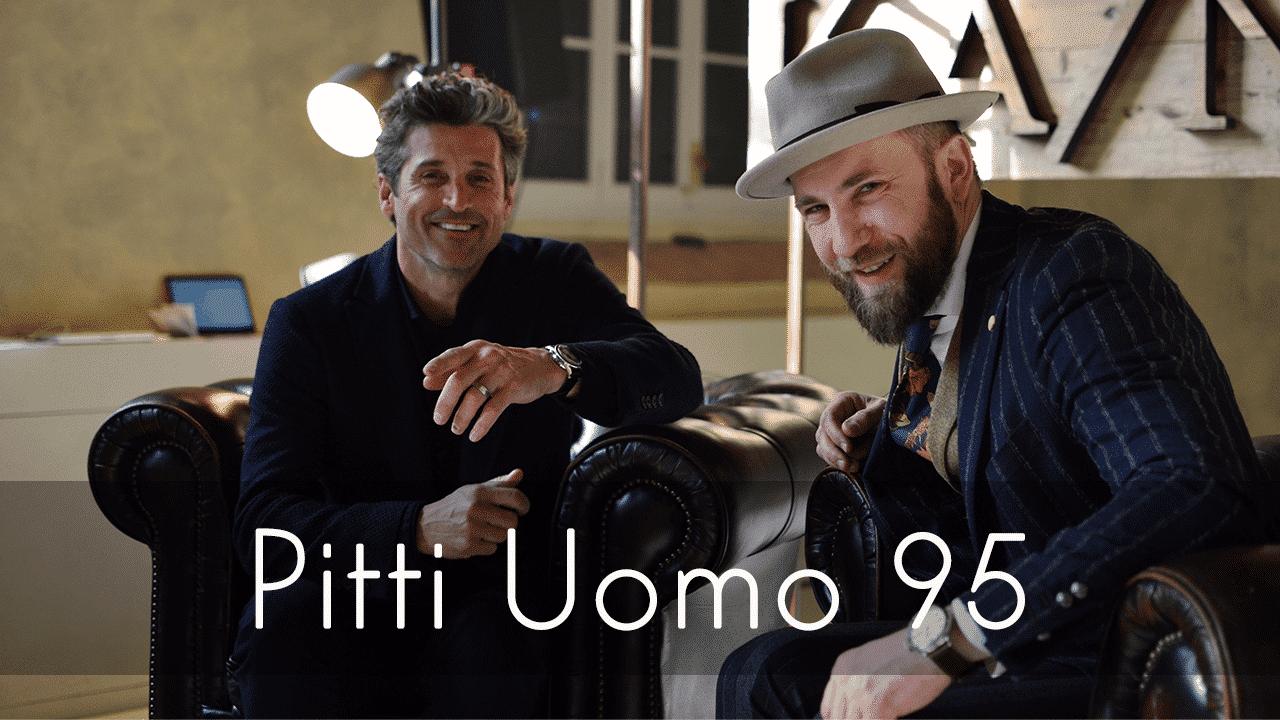 Experiența Pitti Uomo 95